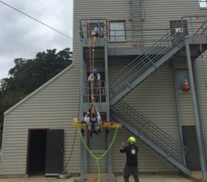Technical rescue training is paramount to performing successful technical rescue operations. (Photo/Dalan Zartman)