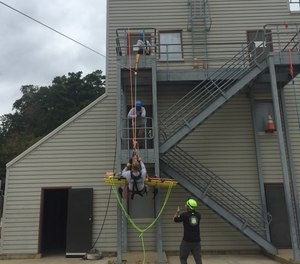 Technical rescue training is paramount to performing successful technical rescue operations.
