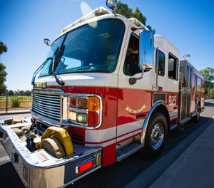 Red has long been the standard color of fire apparatus.