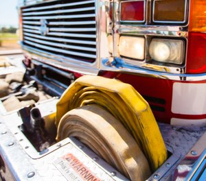 NFPA 1901 is the best place to start when determining how much hose is needed for your engine.
