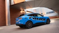 Ford Mustang Mach-E passes Mich. State Police test — the 1st all-electric vehicle to do so