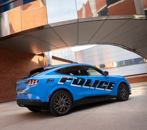 Ford's 2021 Mustang Mach-E has become the first all-electric pursuit-rated vehicle for law enforcement