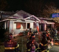 FDNY says fire that killed 3, injured 4 firefighters, was set intentionally