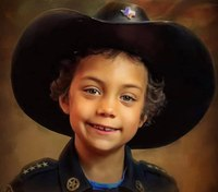 7-year-old honorary Texas police officer dies of cancer