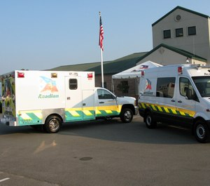 The Broussard City Council has entered into an agreement with Acadian Ambulance in a one-year contract that requires the service to improve its average response time by two minutes. (Photo/Sabrina LeBeouf, Wikimedia Commons, CC BY-SA 3.0)