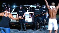 Videos: Charlotte in state of emergency after man shot, several cops injured