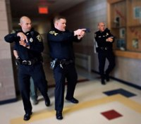 Training Day: Norwood PD active shooter response