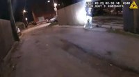 Video of fatal Chicago police shooting of 13-year-old released