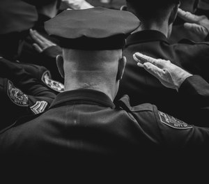 There is a certain level of fitness and appearance that is rightfully expected of an officer, and those who cannot meet that standard need to correct the situation or take the uniform off.