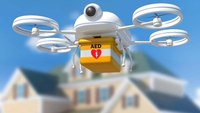 Drones arrive 7 minutes before EMS crews in policy-changing trial