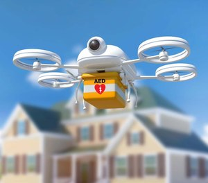 After a trial conducted showed that significant time was saved by utilizing drones to dispatch AEDs to cardiac arrest events, a county in a Canadian province is preparing drone deployment strategies.