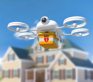 When times were compared with traditional ambulance delivery, the drone delivery arrived on-site ahead of traditional response every time.