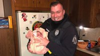 Mass. cop helps deliver New Year's baby during call