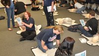 CPR: Make the adults learn it