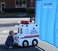 Photo of the Week: Andy the Ambulance