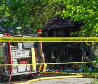 Couple, 5 kids die in Ohio house fire
