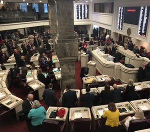 Alabama lawmakers are preparing to address the state's prison crisis, compounded by short-staffing and inmate violence that have led to dangerous conditions. (Photo/TNS