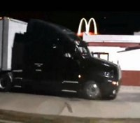 Ala. police give rides to big rig drivers who can't access food