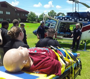 With the donation from Phoebe Putnam Health System, students will be able to pursue careers as EMTs.