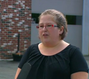 Former Albany Fire Department Chief Jeanne Peters told WCAX that she felt