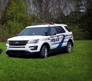 An Alexandria Police Department cruiser in Alexandria, Kentucky. (Photo/City of Alexandria)