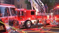 Pa. FF injured in partial roof collapse at schoolhouse blaze