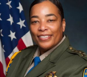 Amanda L. Ray is the first African American woman to be appointed to deputy commissioner of the California Highway Patrol. (Photo/CHP)