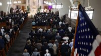 Funeral held for detective who fought for 9/11 victims