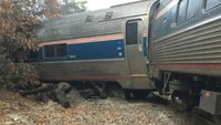 First responders recall SC Amtrak crash