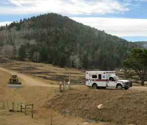 The entire profession of EMS has a skewed concept of resource allocation. (Photo/InciWeb.gov)