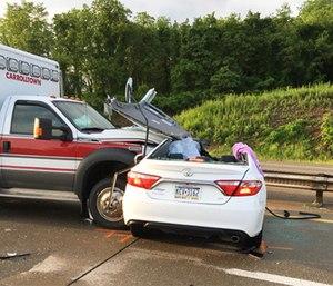 (Photo/Forbes Road Volunteer Fire Department)