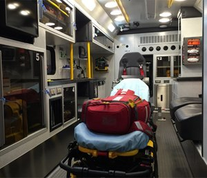 The proper cleaning and disinfection of an ambulance and the equipment used to provide patient care is a critical task.