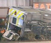 Stolen Md. ambulance kills 1, injures others