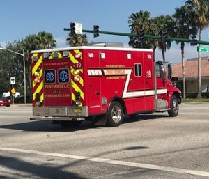 Palm Beach County was forced to write off $11.9 million in unpaidFire-Rescuedebt.