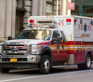 After Peak EMS, there will be a flat or slowing demand for scene-to-hospital transport services by ambulance.