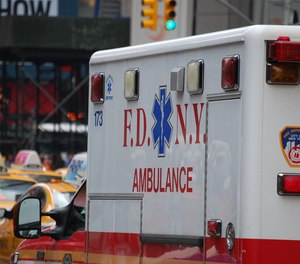 A New York City Council committee has called for EMS providers to receive higher pay, but FDNY Commissioner Daniel Nigro said his hands are tied.
