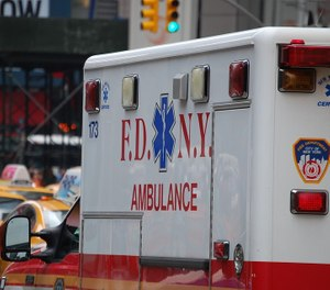 An ambulance had taken the two men, Andre Langston and Avanti Rhodes, to the Midtown hospital where they ended up getting into an argument with the head nurse. (Photo/Pixabay)