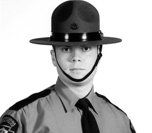 This undated file photo provided by the Pennsylvania State Police shows Trooper Alex Douglass. (AP Image)