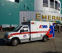 Wash. AMR EMTs set strike date