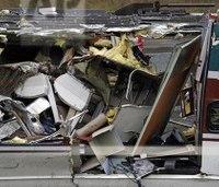 911 calls capture chaos, tragedy after Amtrak train derailment