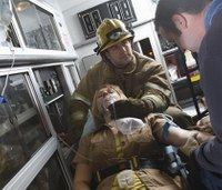 When work comes home: Help for responders and their family