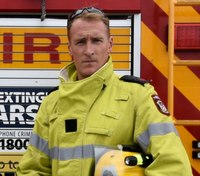 Australian FF confronts 'false science,' 'outright lies' about bushfires on social media