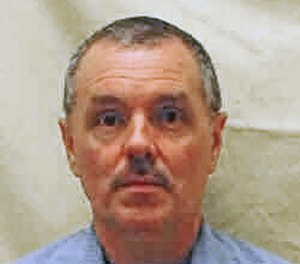 """This undated file photo provided by the Ohio Department of Rehabilitation and Correction shows Donald Harvey, a serial killer who became known as the """"Angel of Death."""" (Ohio Department of Rehabilitation and Correction via AP, File)"""