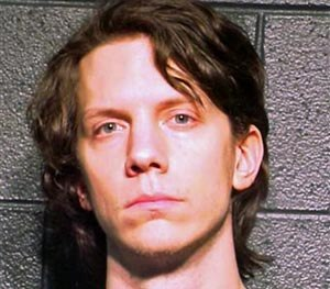 This March 5, 2012 file photo provided by the Cook County Sheriff's Department in Chicago shows Jeremy Hammond. Once the FBI's most-wanted cybercriminal, Hammond is serving one of the longest sentences a U.S. hacker has received, 10 years, the maximum allowed under his plea agreement last year. (AP Image)