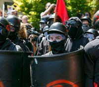 Portland's police chief calls for anti-mask law