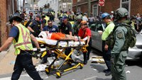 Va. protest rally linked to 3 deaths, at least 26 injuries