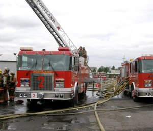 Let's take a look at what's trending in fire apparatus and where that trend will likely continue in 2018 and beyond.