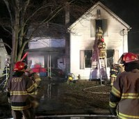 Ind. house fire kills 3 young siblings