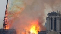 The Notre-Dame fire: Battling 'something bigger than life'