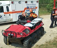 ARGO launches 2 new first-responder vehicles